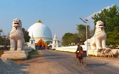 Buddha Temple in Penang Malaysia