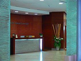 Bangkok Airport Lounge