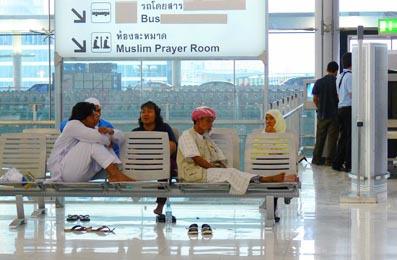 Muslim Passenger