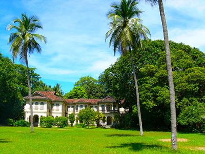 sino portuguese villa
