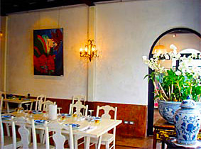 Phuket Town Restaurant Phang Nga Road