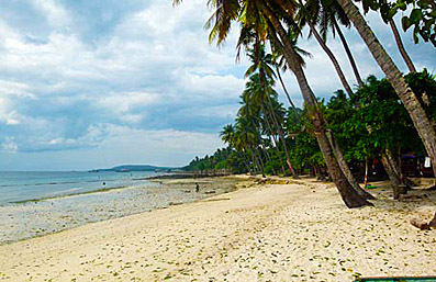 samal island beach