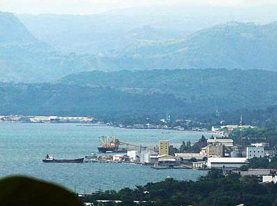 Cagayan de Oro City Harbor