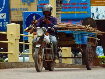 local traffic