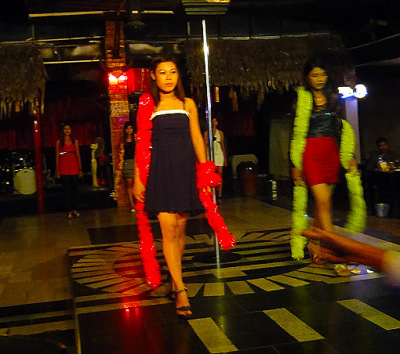 yangon nightlife show