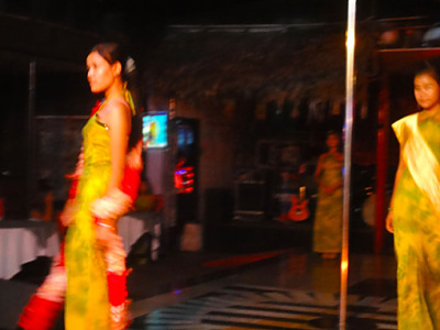 yangon nightlife show girls