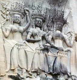 Angkor Wat Apsara Dancer