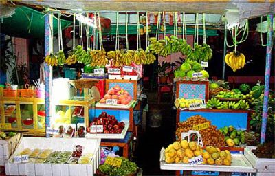 Phuket fruits