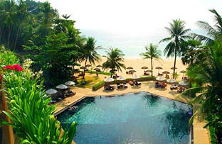 Phuket beach resorts