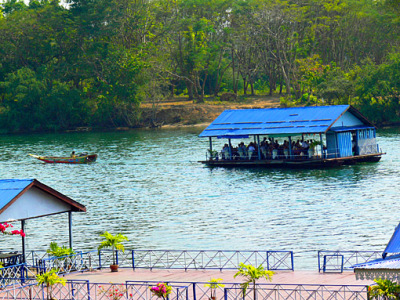 Kanchanaburi Tour on the River Kwai Noi