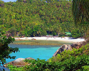 Retire at a Koh Samui Beach