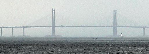 first Penang Bridge