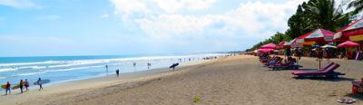 bali beach fun