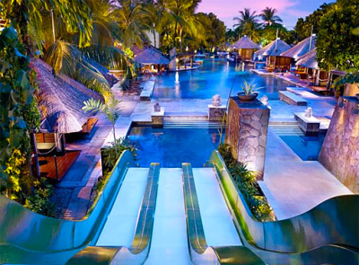family friendly resort in Bali