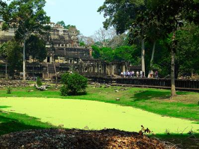 bayon temple palace