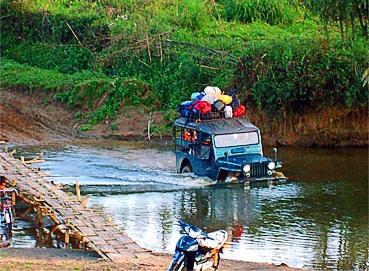 Putao Safari