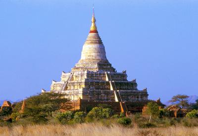 shwemadaw pagoda bagan