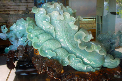 Chinese Jade Sculpture
