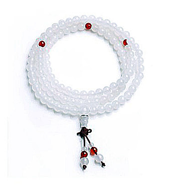 white bangle bracelet