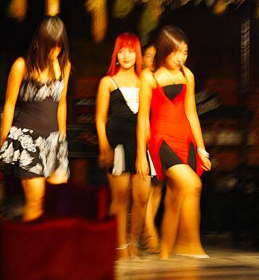 Burmese Nightlife Girls
