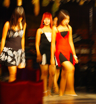 Burmese Nightlife Girls