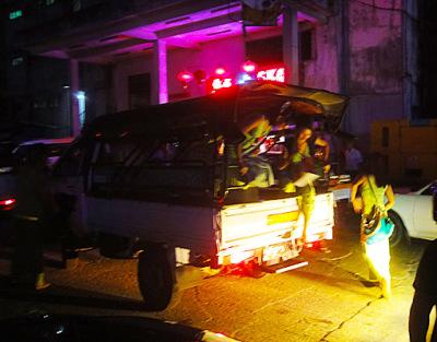 Myanmar girls night shift