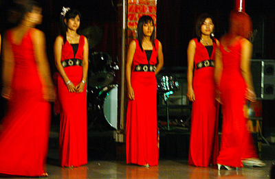Myanmar Nightlife Girls