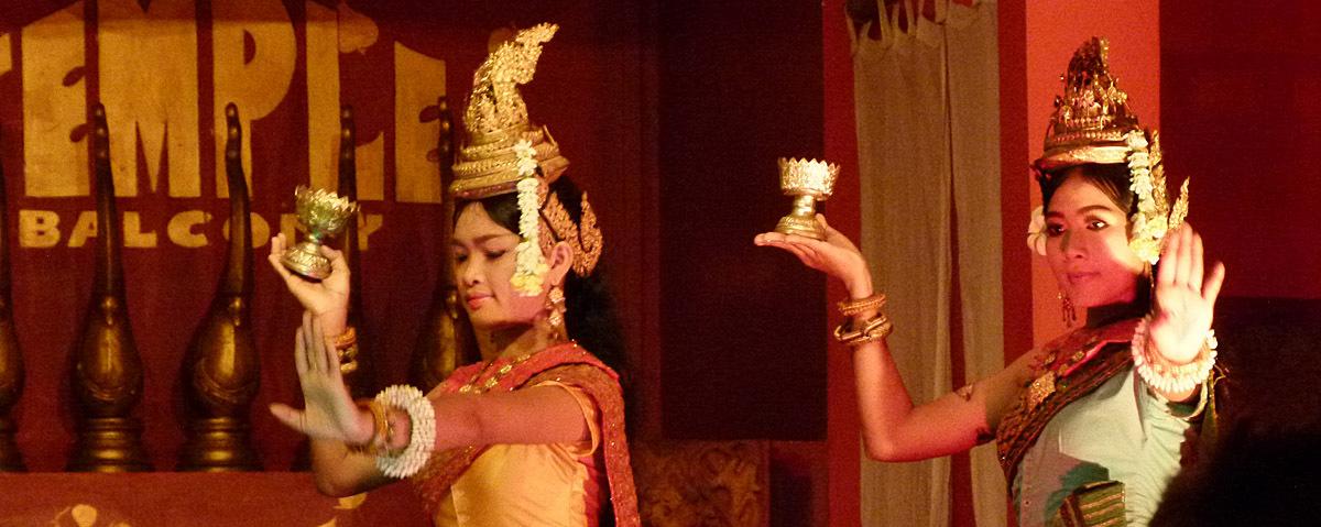 Khmer Apsara Dance Show