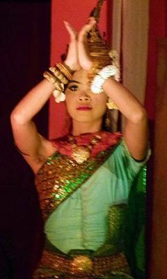 Apsara Dancing in Sieam Reap
