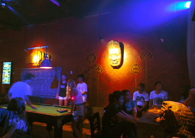 siem reap and Angkor nightlife