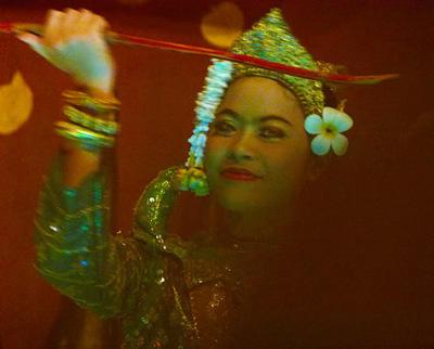 Khmer dancer