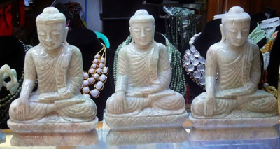 Jade Buddha Statues for sale