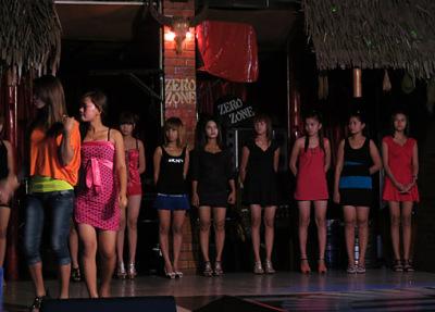 fashion show group