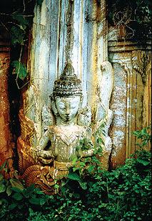 Fine Buddha Statue