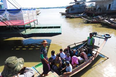 Busy Yangon River (11)