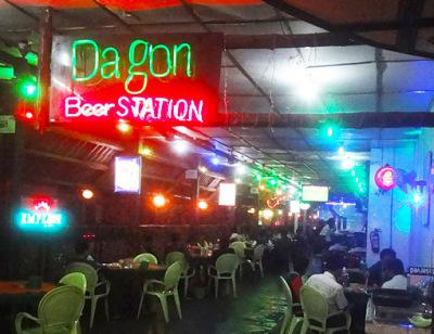 Beerstation in Chinatown