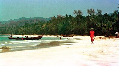 Ngapali Beach Walk