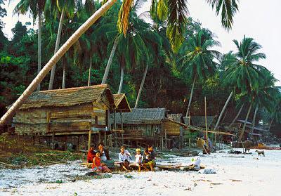 coconut island village