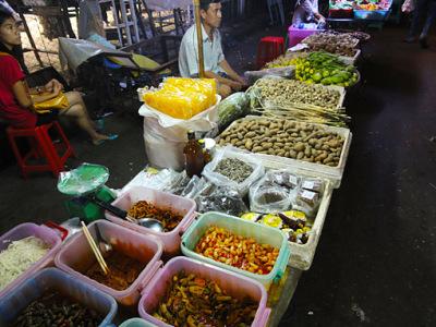 Theingyi zei Market (2)