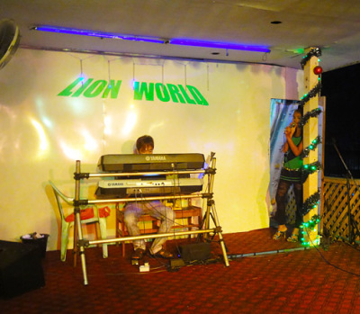 Theingyi zei Market Karaoke