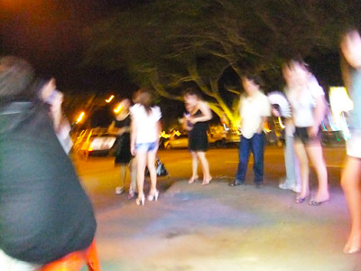 Naughty girls at Aljunied Station (2)
