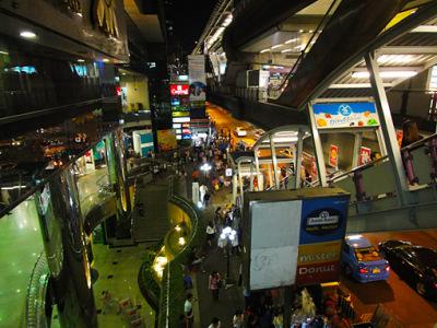 BTS Station Sathon Bangkok
