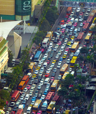 the never ending traffic story
