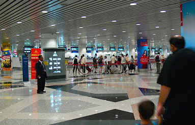Kuala Lumpur Airport