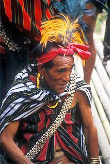Myanmar Chin Fashion