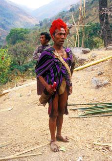 Myanmar Men's Fashion
