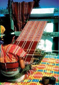 making Myanmar fashion