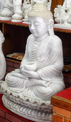 Bogyoke Market Jade Buddha Sale (1)