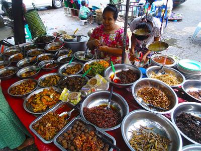 Yangon Street Walk