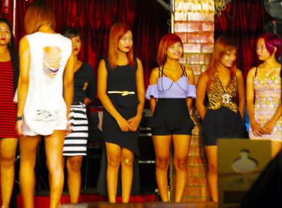 Yangon Bar Girls
